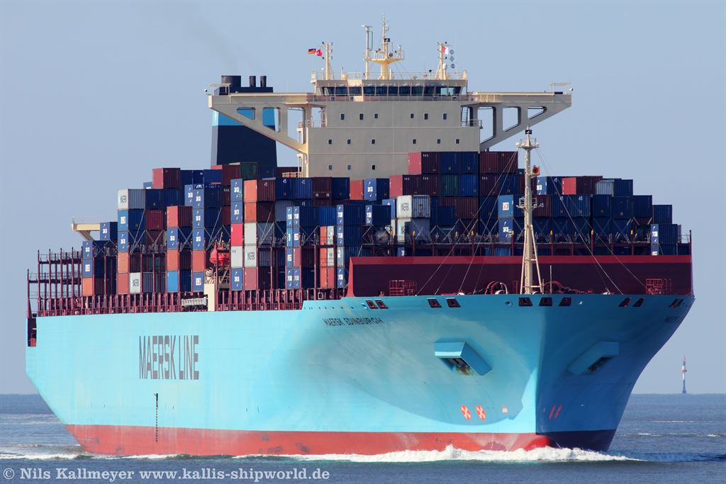 Maersk Edinburgh (IMO 9456757)