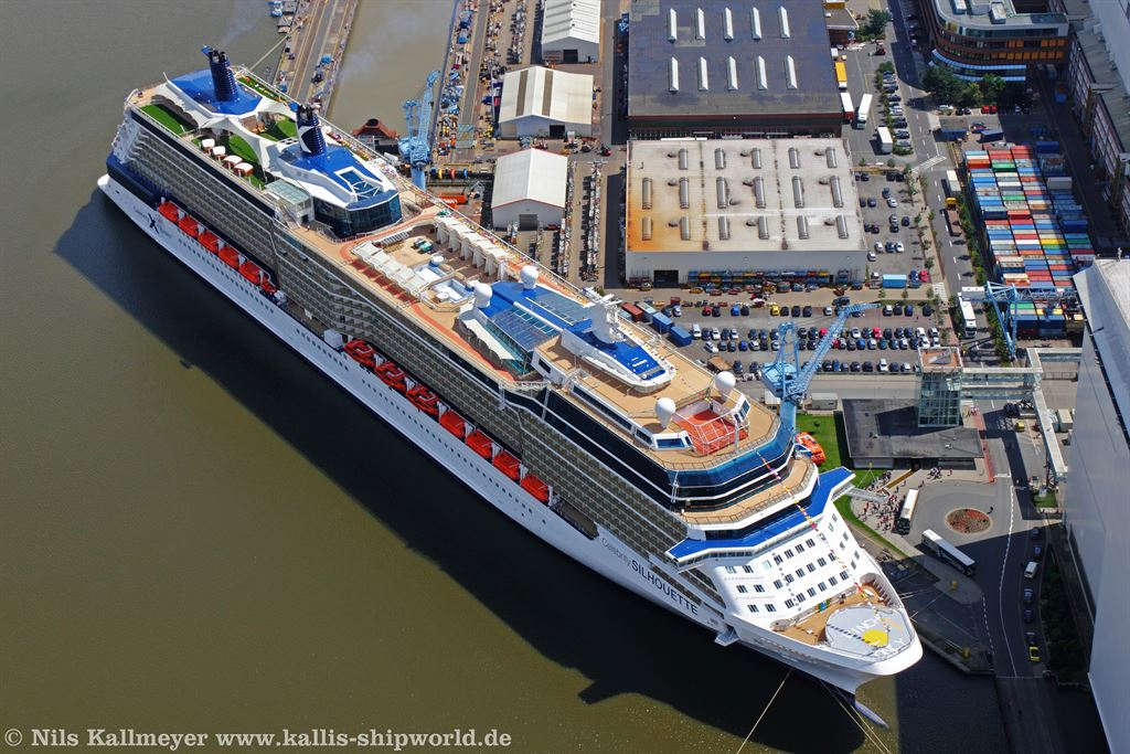 Celebrity Silhouette (IMO 9451094)