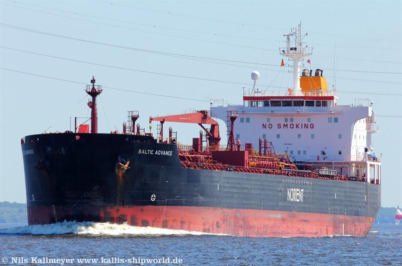 Baltic Advance (IMO 9299862)
