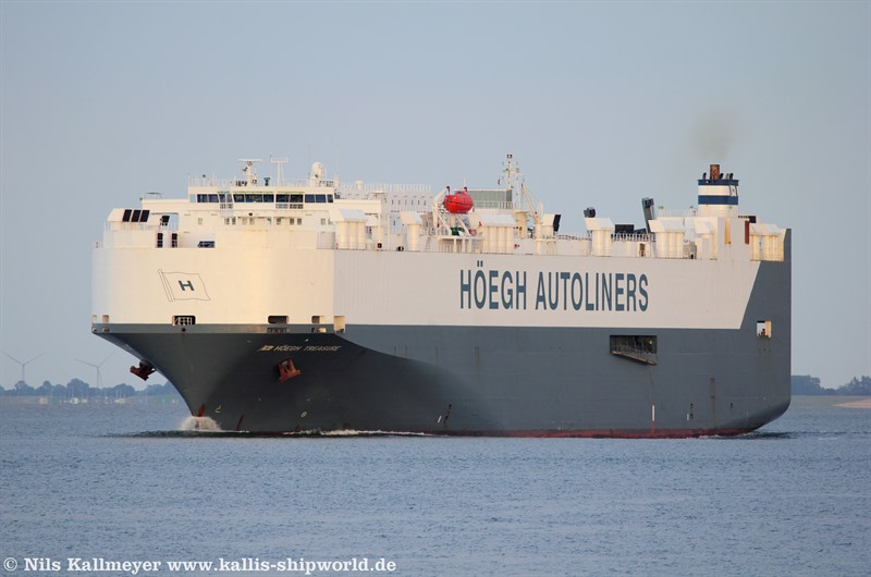 Hoegh Treasure (IMO 9184859)