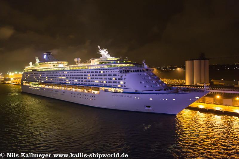 Adventure of the Seas (IMO 9167227)